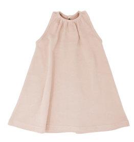 Loved Baby Kids' Sleeveless Keyhole Dress Rosewater