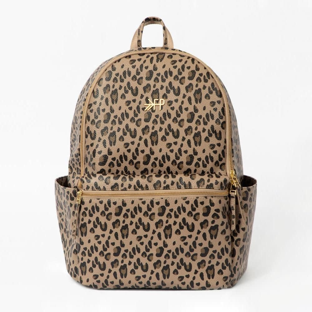 Freshly Picked Classic City Pack, Leopard