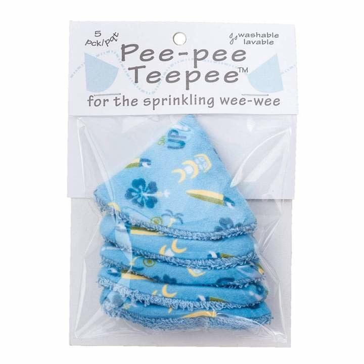 Beba Bean Pee-Pee Teepee Surfing