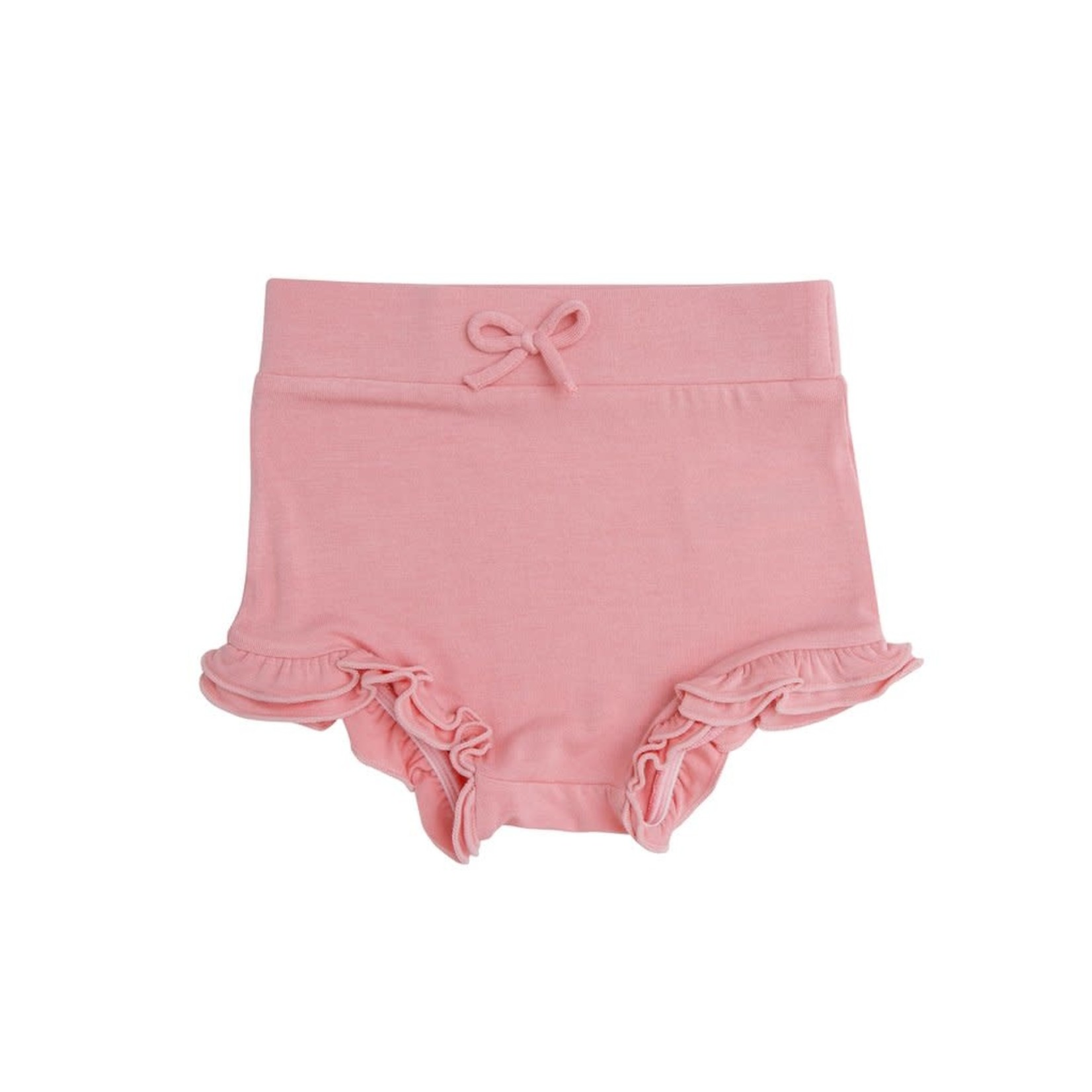 Angel Dear Modern Basics High Waist Shorts Blossom