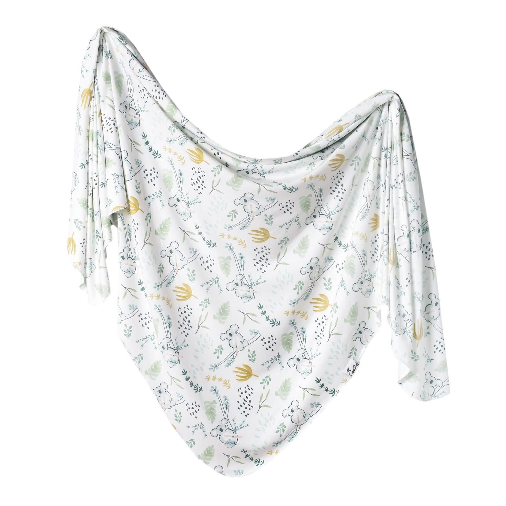 Copper Pearl Knit Blanket - Aussie