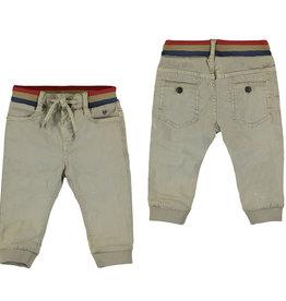 Mayoral Baby Boy Jogger Pants, Wicker