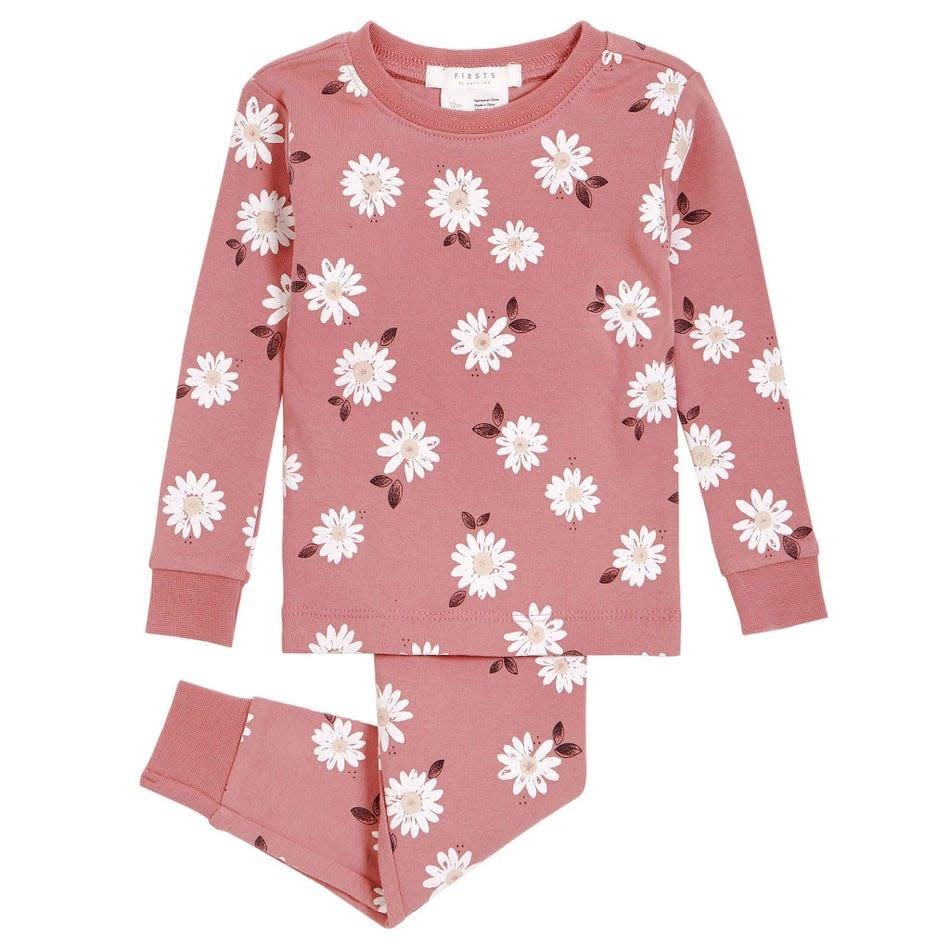 Petit Lem 2 Piece Pajamas Daisies