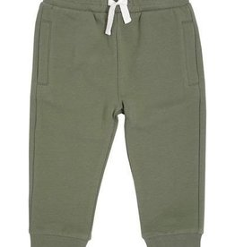 Miles Baby Basic Baby Jogger - Green