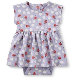 Tea Collection Sweet Sightings Baby Dress - Lady Bug
