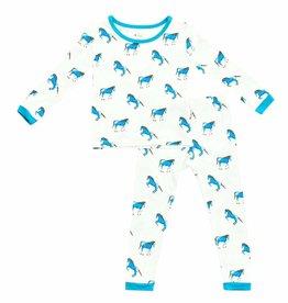 Kyte Baby Toddler Pajama Set in Horse