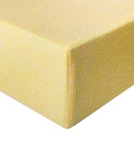 Copper Pearl Premium Crib Sheet Marigold