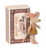 Maileg Little sister mouse in matchbox (3/15)