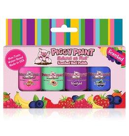 Piggy Paint Set, Scented Fruit Fairy Box Set