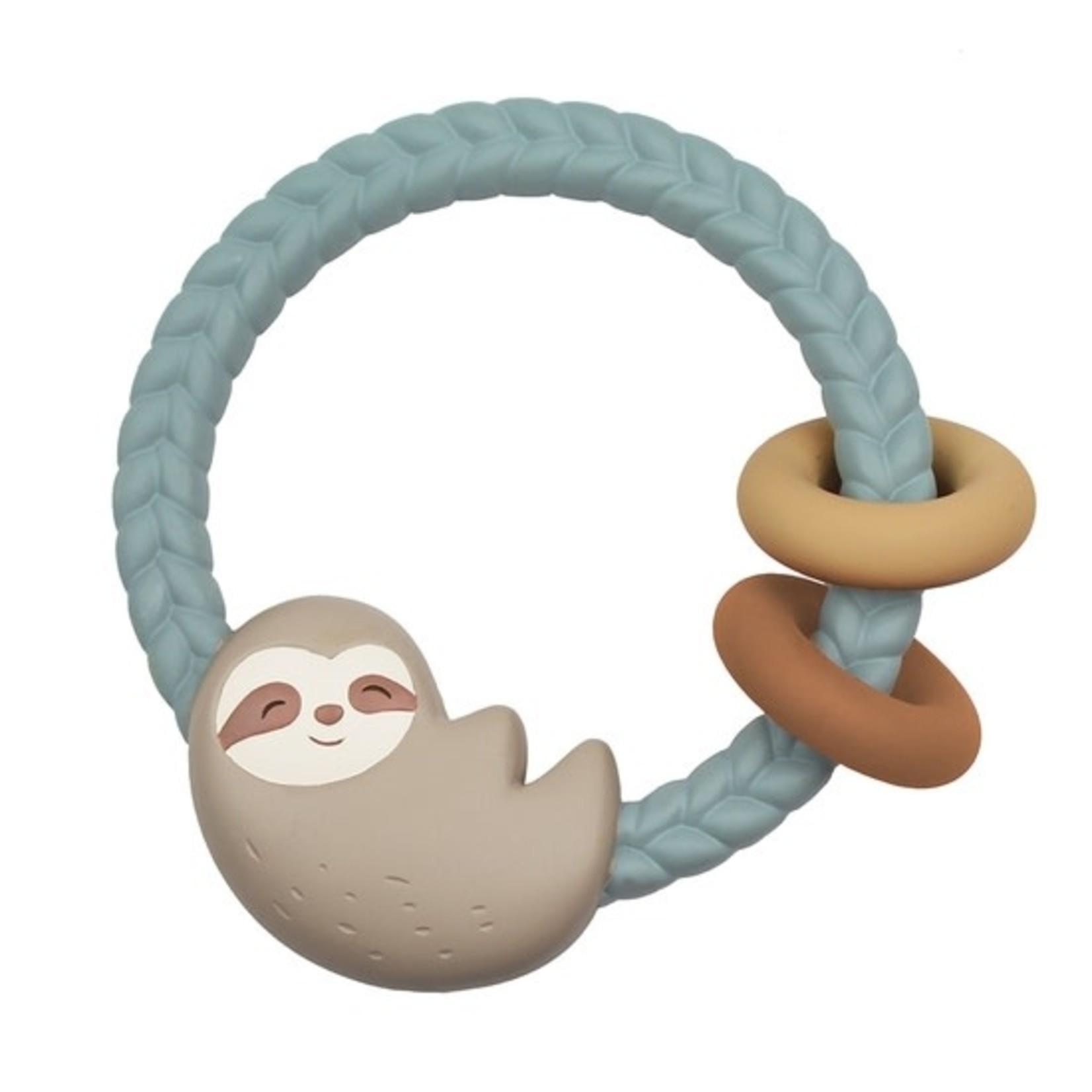 Itzy Ritzy Ritzy Rattle Sloth