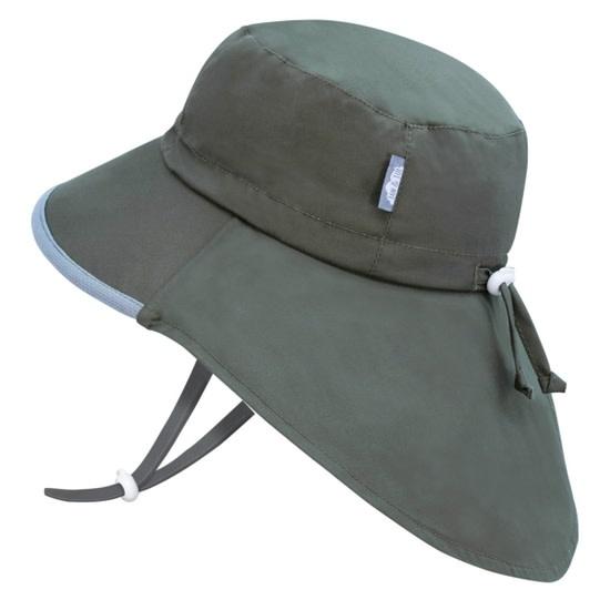 Jan & Jul Cotton Adventure Hat - Army Green