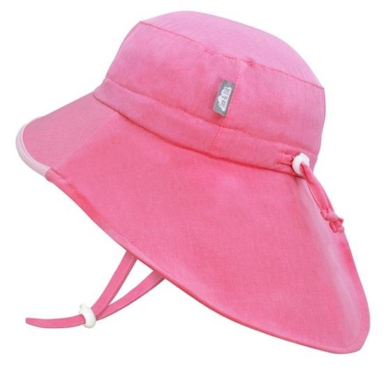 Jan & Jul Aqua Dry Adventure Hat - Watermelon Pink