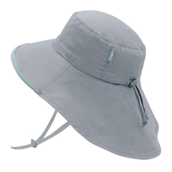 Jan & Jul Cotton Adventure Hat - Grey