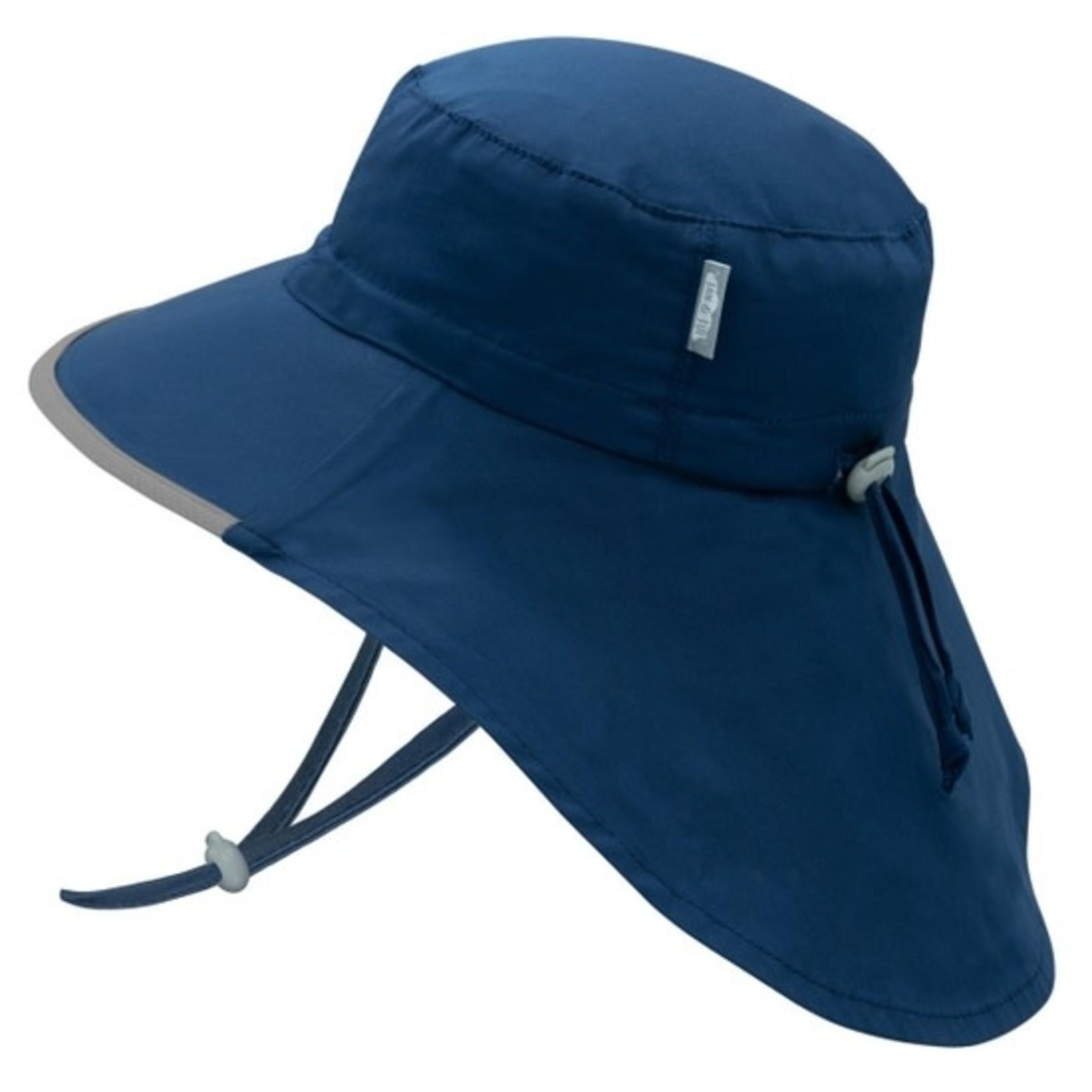 Jan & Jul Cotton Adventure Hat - Navy