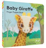 Chronicle Books Finger Puppet Book: Baby Giraffe
