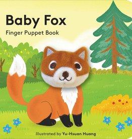 Chronicle Books Finger Puppet Book: Baby Fox