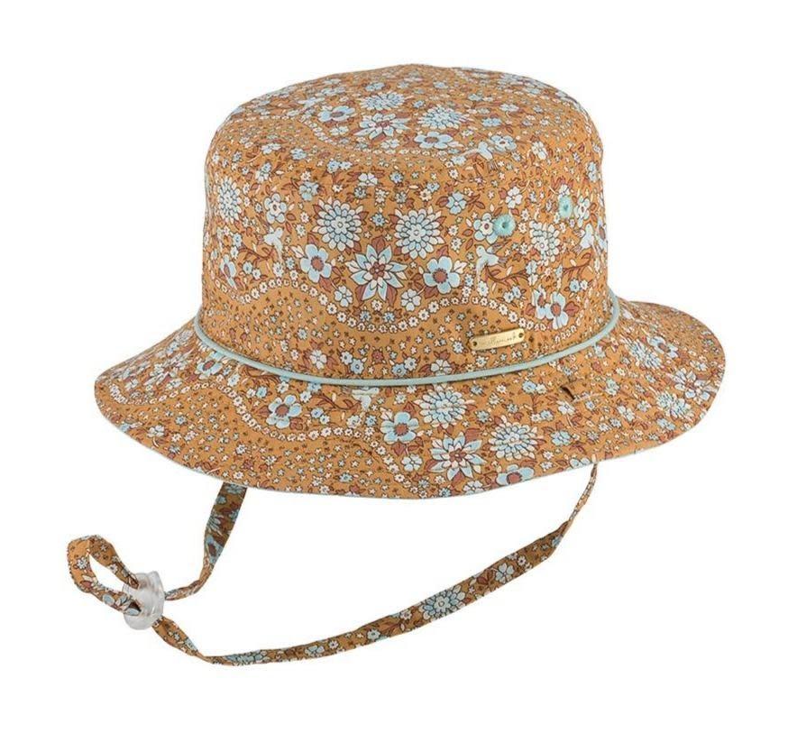 Millymook and Dozer Girls Bucket Hat - Jacqueline w/ Amber