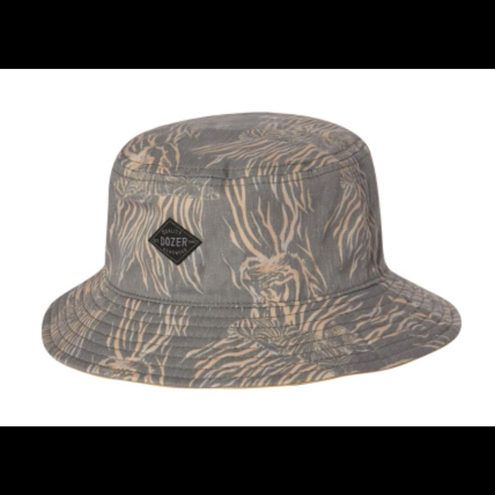 Millymook and Dozer Boys Bucket Sun Hat - Channing
