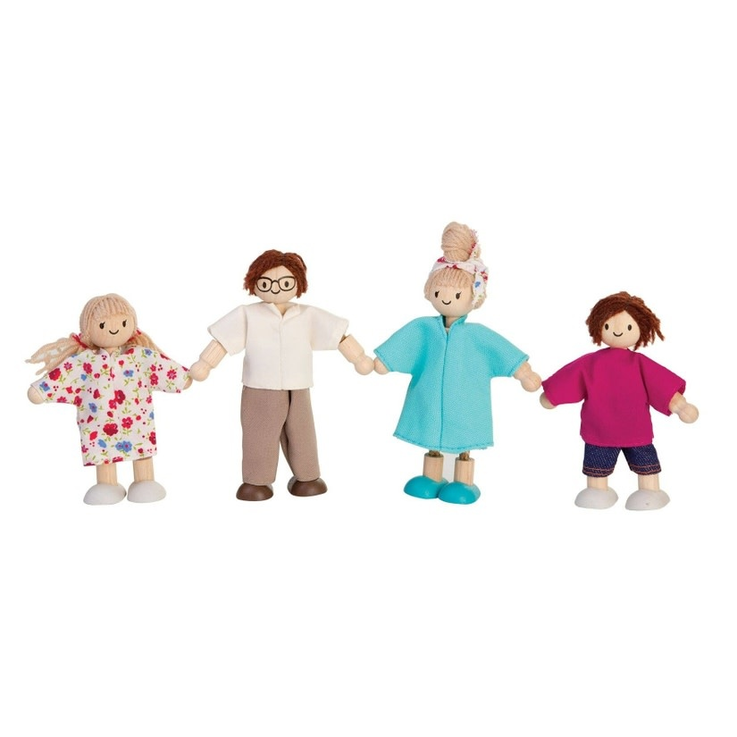 Plan Toys, Inc Doll Family