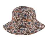 Millymook and Dozer Girls Ponytail Sun Hat - Amber