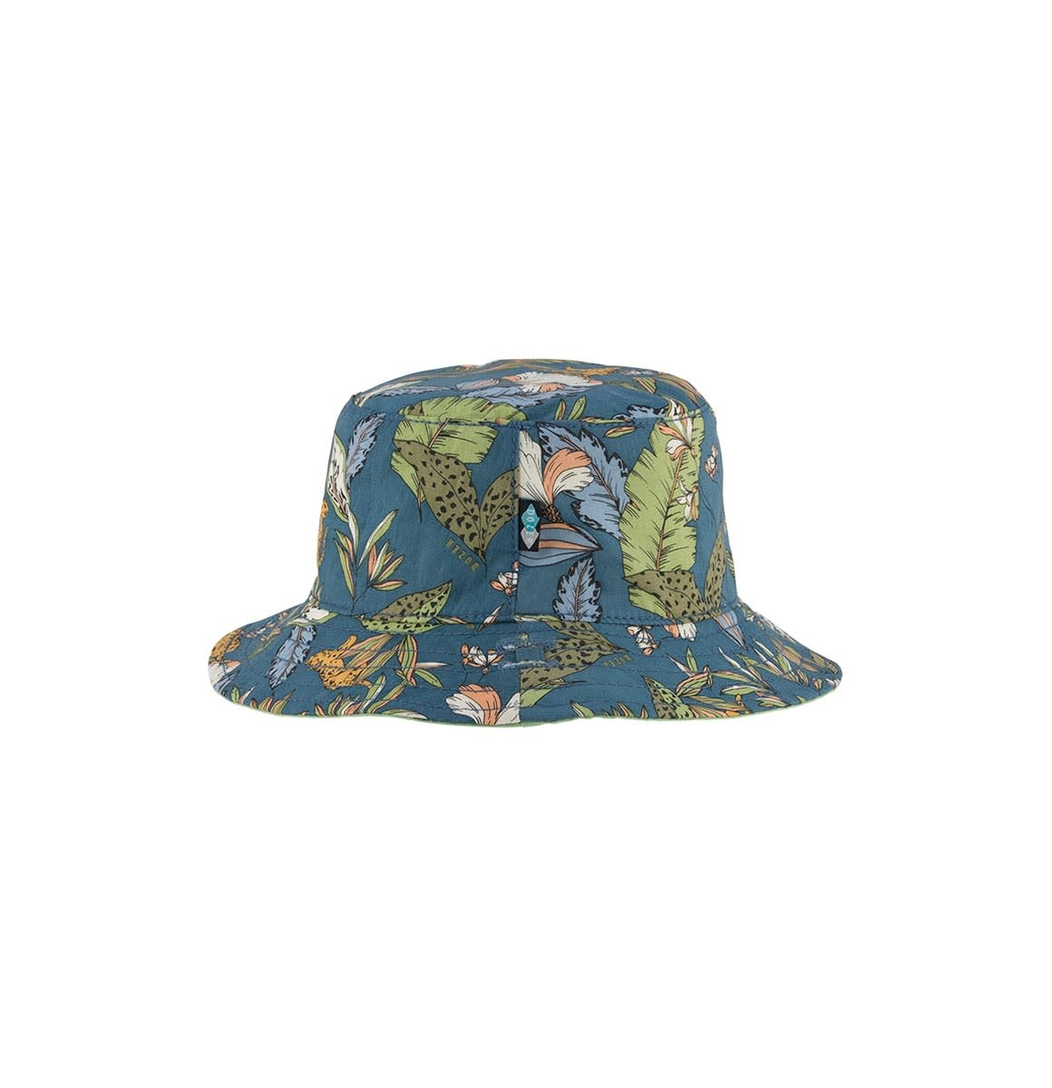 Millymook and Dozer Baby Boys Bucket Sun Hat - Maximus/Slate