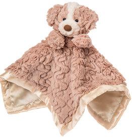 Mary Meyer Putty Nursery Hound Character Blanket - Tan