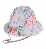 Millymook and Dozer Baby Girls Floppy Hat - Coco Floral