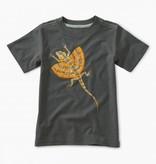 Tea Collection Glider Lizard Graphic Tee - Thunder