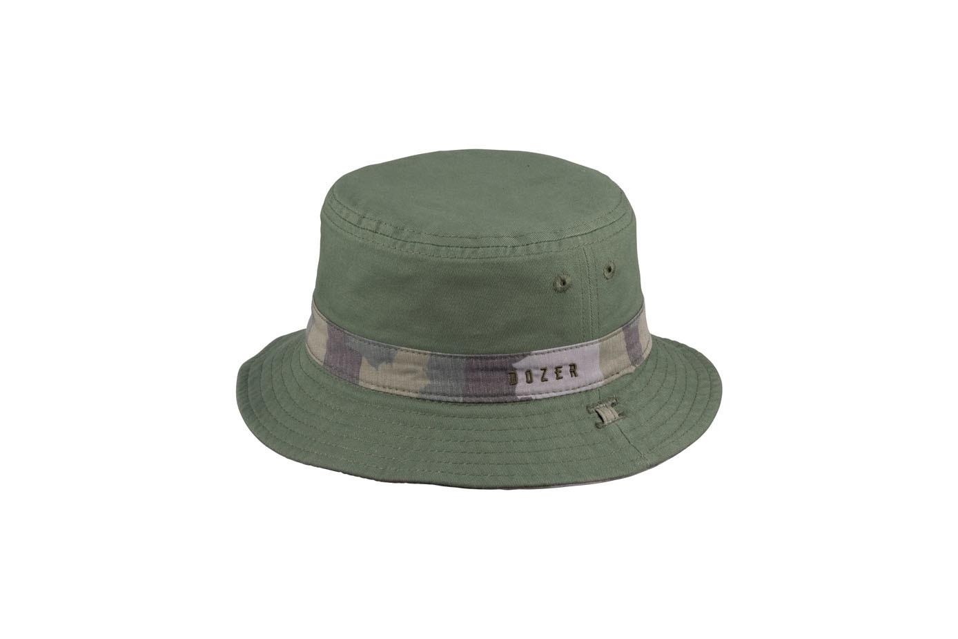 Millymook and Dozer Boys Bucket Sun Hat - Zachary S (2-5y)