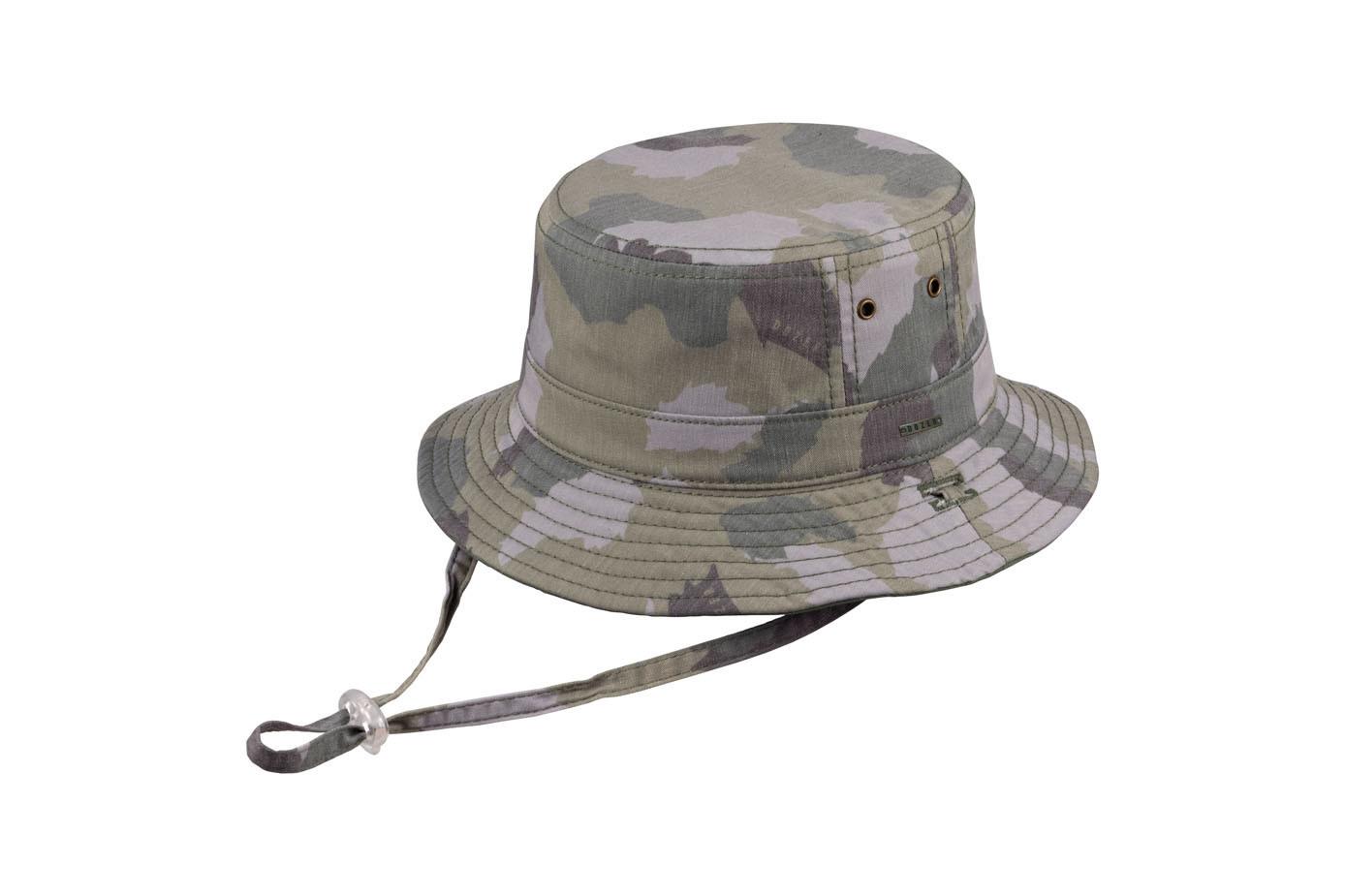 Millymook and Dozer Boys Bucket Sun Hat - Zachary L (5+)
