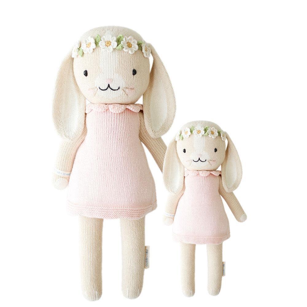 "Cuddle and Kind Hannah the bunny (Blush) regular 20"""