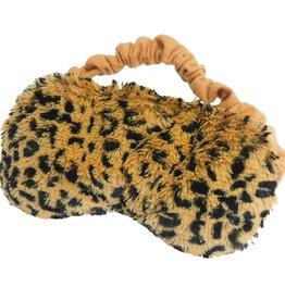 Intelex Cozy Eye Mask, Leopard
