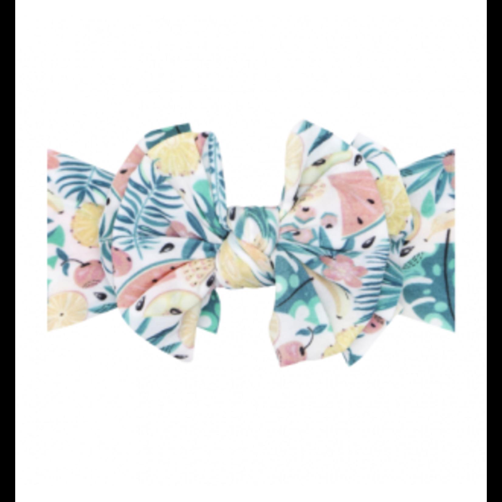 Baby Bling Bows Printed Fab: Fruit Salad