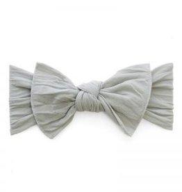 Baby Bling Bows Knot - Grey