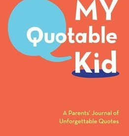 Chronicle Books My Quotable Kid Journal