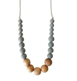 Chewable Charm Teething Necklace - The Landon