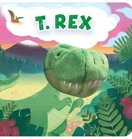 House of Marbles T. Rex Puppet Book