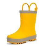 Jan & Jul Rain Boot Yellow Size 10