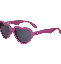 Babiators Sunglass Heartbreaker - Popstar Pink Heart Shaped (Ages 0-2)