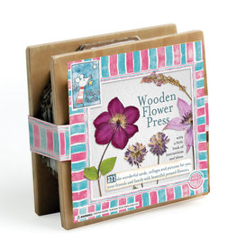 """House of Marbles Flower Press (4"""" x 4"""")"""
