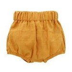 Emerson and Friends Mustard Gauze Baby Bloomers  0-3M