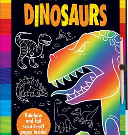 House of Marbles Scratch and Draw - Dinosaurs