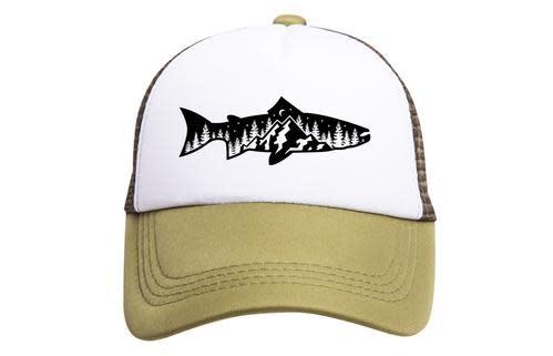 Tiny Trucker Co. Fishin' Trucker Hat - Baby