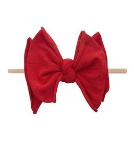 Baby Bling Bows FAB-BOW-LOUS Skinny:  Cherry