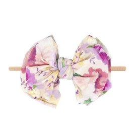 Baby Bling Bows PRINTED FAB SKINNY:  Roseville