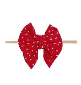 Baby Paper SHABBY DEB SKNNY: Cherry Dot
