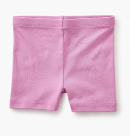 Tea Collection Solid Somersault Shorts - Perennial Pink