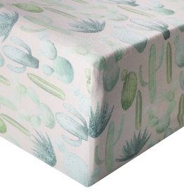 Copper Pearl Premium Crib Sheet Desert