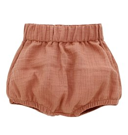 Emerson and Friends Blush Gauze Baby Bloomers