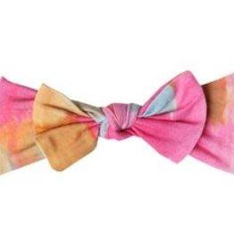 Copper Pearl Knit Headband - Monet